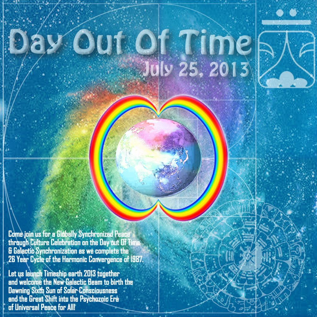 [Day out of Time 2013 event flier - SecondLife]