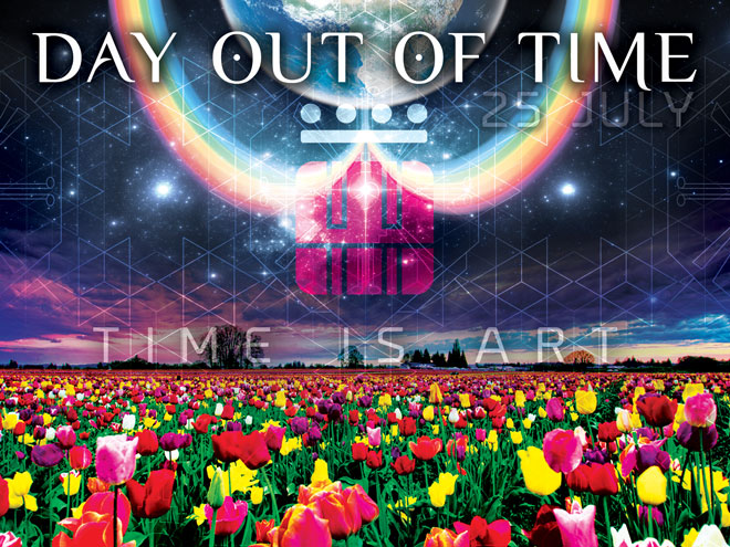 Day Out of Time - July 25, 2015 - Kin 113, Red Solar Skywalker