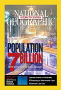 National Geographic January 2011 - Cover