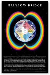 2012 Rainbow Bridge Poster