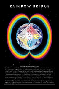 2012 Rainbow Bridge Poster